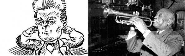Foredrag om musik, krop, sind og tonesprog! Hvorfor hadede Carl Nielsen jazzen?